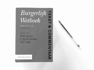 wetboek contracten recht amsterdam advocaat